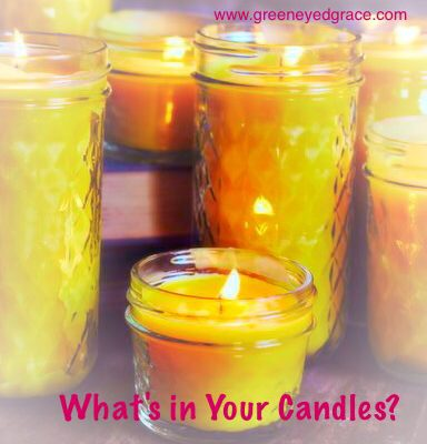 WHAT'S IN YOUR CANDLES?