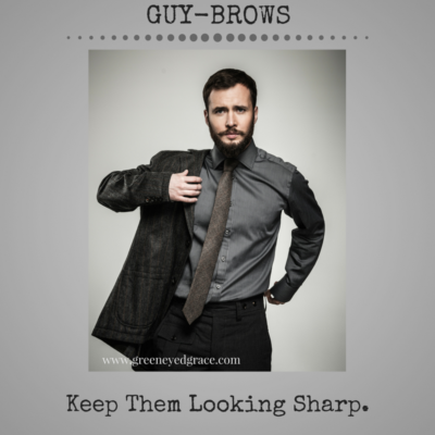 GUYBROWS – Keep Them Looking Sharp