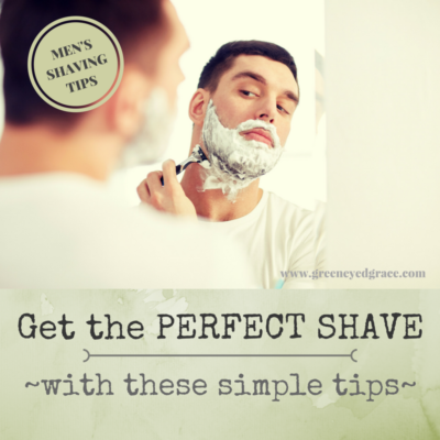 Get the PERFECT SHAVE with these simple tips