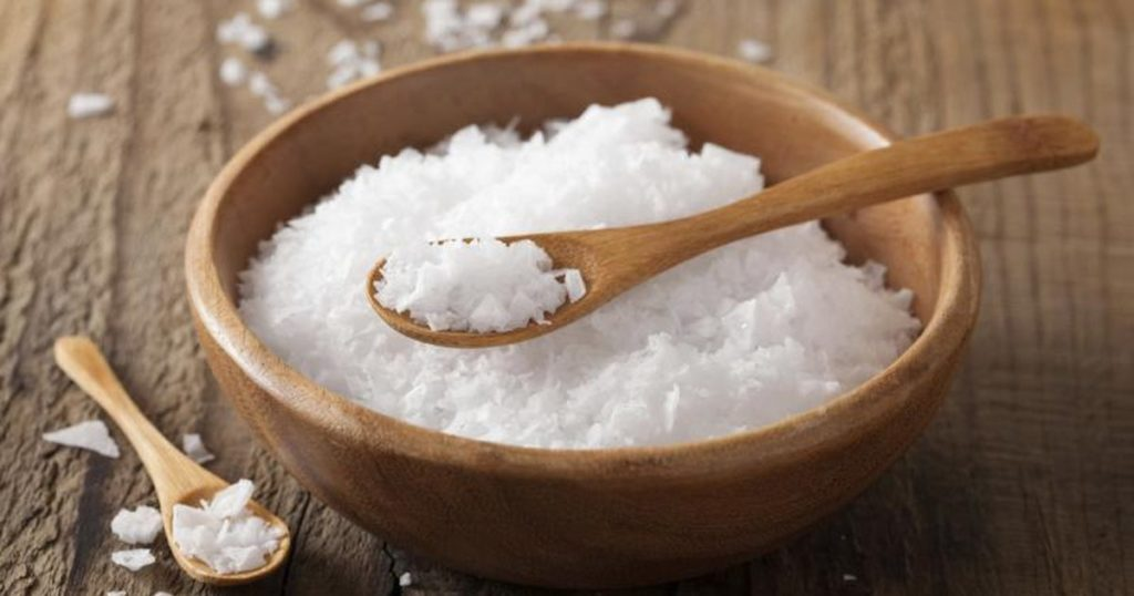 DIY SEA SALT FACE & BODY SCRUB