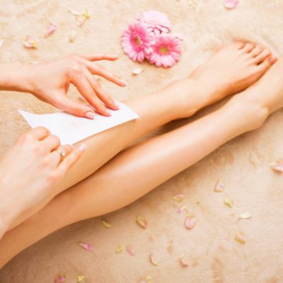 WAXING – AVOID BUMPS & IRRITATION IN 8 STEPS