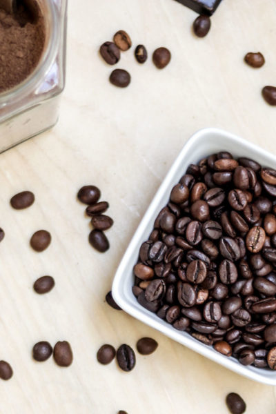 Ground Coffee Face Serum DIY Recipe - Green Eyed Grace